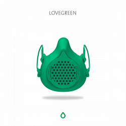 DM09 Drop Mask Kit LOVEGREEN